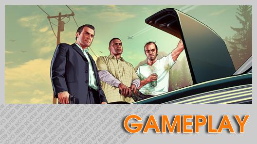 GTA V - Gameplay
