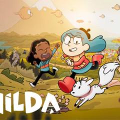 Hilda: a menina de cabelos azuis da Netflix vai conquistar seu coração!