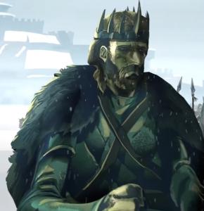 o rei que se ajoelhou