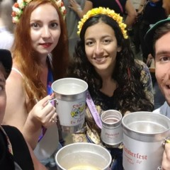 Oktoberfest Blumenau: os nerds também bebem (e com estilo!)