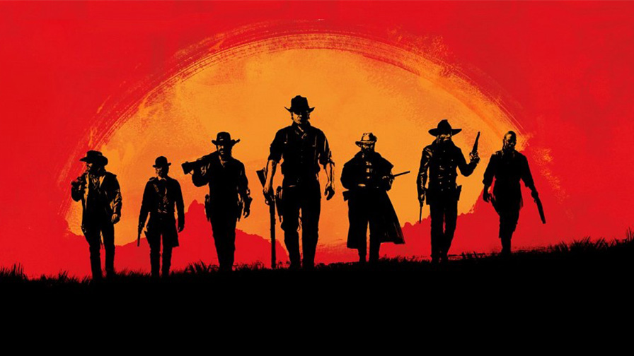 Red Dead Redemption 2 Gangue