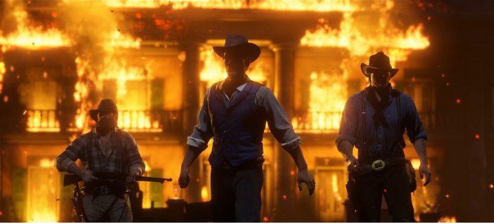 Red Dead Redemption 2 Historia